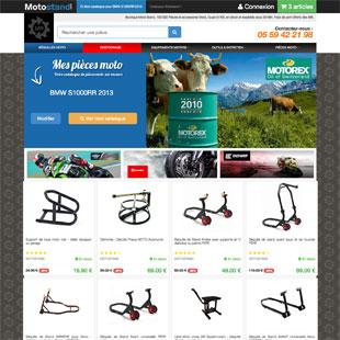 Boutique Motostand.com - pièces et accessoires moto