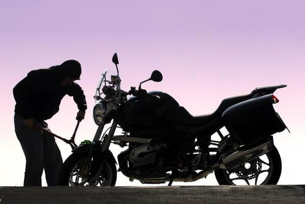 vol moto
