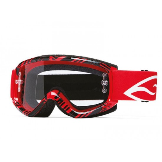 Lunettes Smith Fuel V.1 MAX ROUGE FRACTURE