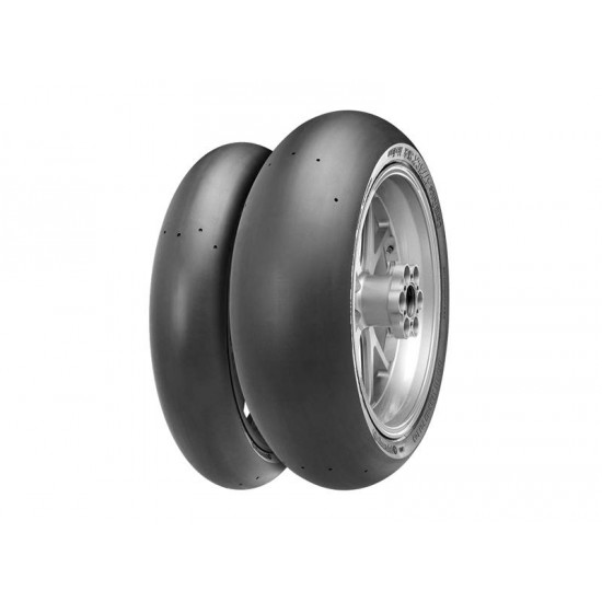Pneu CONTINENTAL RACING ContiRaceAttack Slick End 190/60 R 17 TL NHS