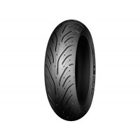 Pneu MICHELIN PILOT ROAD 4 190/55ZR17 TL M/C 75W P