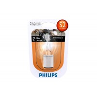 10 AMPOULES PHILIPS TYPE S2 12V 35/35W