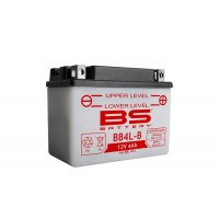 Batterie moto BS Battery - Conventionnelle
