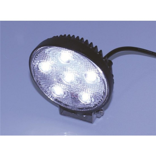 Optique additionnel Off-Road Light Bihr 18W noir