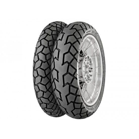 Pneu CONTINENTAL TRAIL TKC 70 100/90 - 19 M/C 57T TL M&S