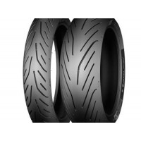 Pneu MICHELIN PILOT POWER 3 180/55ZR17 TL M/C 73W P
