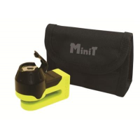Mini T Lock Yellow
