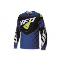 Maillot T-Shirt pilote motocross UFO Voltage