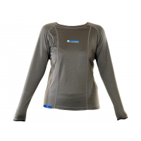 Layers Cool Dry Ls Women's Top 2Xl
