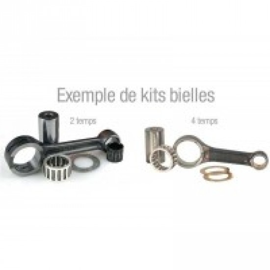 Kit bielle moto par Hot Rods Qualité origine