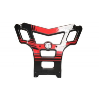 Bumper de protection moto et quad
