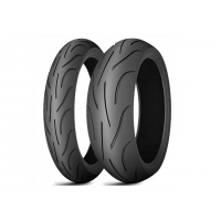 Pneu Michelin Pilot Power 2Ct 170/60Zr17 Tl  M/C 72W P