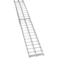 ARCHED FOLDING RAMP 2,3M | 90 ALUMINUM - AR-07MS