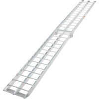 STRAIGHT FOLDING RAMP 2,74M | 9' ALUMINUM - 3910-0034
