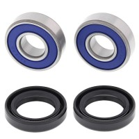 WHEEL BEARING AND SEAL KIT