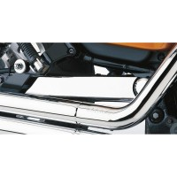 COBRA SWINGARM COVER CHROME HONDA - 06-0618