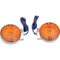 LIGHTS TURN SIGNAL REAR CHROME - L12-6030ARE