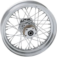 REAR WHEEL 16X3 CHROME