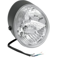 REPLACEMENT V-ROD HEADLIGHT GRAY - L20-6103