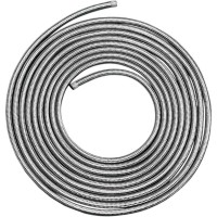 STAINLESS STEEL BRAIDED HOSE - Dimension au choix