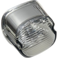 TAILLIGHT LAYDOWN LED SMOKE LENS W/O TOP/BOTTOM TAGLIGHT