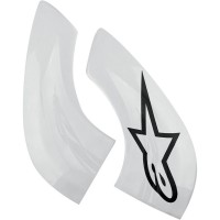CHIN PLATE FOR BNS PRO NECK SUPPORT WHITE - 6951114-21