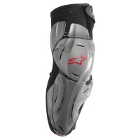 KNEE GUARD BIONIC SX PLASTIC XS/S GRAY - 6506312-950XS/S