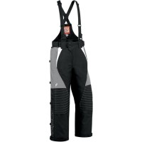 YOUTH BIBS INSULATED COMP 7 DURABLE NYLON CHASSIS WITH WATERPROOF COATING BLACK 5/6 - 3132-0161
