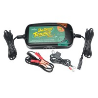 BATTERY CHARGER POWER TENDER PLUS HIGH EFFICIENCY 12V 12.2 X 27.9 X 22.9CM 1.25A AUTOMATIC BLACK - 022-0185G-DL-EU