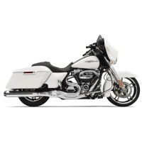 EXHAUST SYSTEM ROAD RAGE B4 2-INTO-1 CHROME - 1F58R