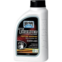 FRICTION MODIFIED THUMPER RACING 4-STROKE ENGINE OIL 10W-30 1 LITER - 99210-B1LW