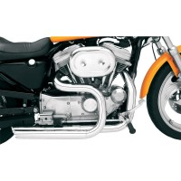 HEAT SHIELD PRO STREET CHROME - HS-XL-3215F