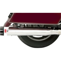 MUFFLER QUICK CHANGE CHROME - 1F740