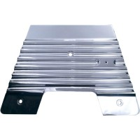 PLATE FIREWALL FINNED CHROME - C1340-C