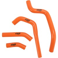 RADIATOR HOSE STANDARD KIT KTM ORANGE - SFSMBC131O