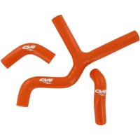 RADIATOR HOSE STANDARD KIT KTM ORANGE - SFSMBC50O