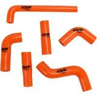 RADIATOR HOSE STANDARD KIT KTM ORANGE - SFSMBC51O