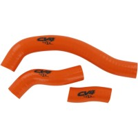 RADIATOR HOSE STANDARD KIT KTM ORANGE - SFSMBC96O