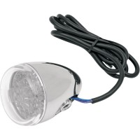 TURN SIGNAL CL LNS-RD LED - 8887C-LED-R