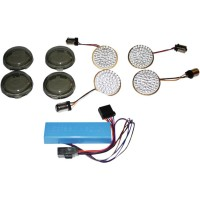 TURN SIGNAL CONVERSION KIT LED BULLET - GEN-KITXL-1
