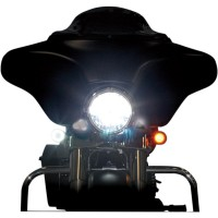 TURN SIGNAL INSERTS FRONT LED DYNAMIC RINGZ - GEN200-AW-1156