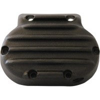 COVER CLUTCH CABLE RIBBED 'SNATCH' 5 SPD BLACK - GB5/R/B