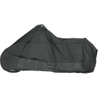 COVER LARGE BIKE TEXTILE BLACK - 17011003