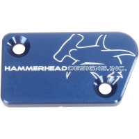 COVER MC RES RR YAM BL - 36-0221-00-20
