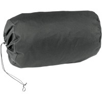 COVER MEDIUM BIKE TEXTILE BLACK - 17011002