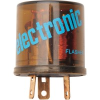 ELECTRONIC FLASHER RELAY 3P - 24-0002