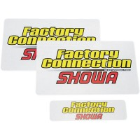 FORK DECAL SET SHOWA - FCSHOWADCLSET