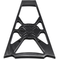 FRAME GRILL DECADENT BLACK POWDERCOAT - LA-F360-00B