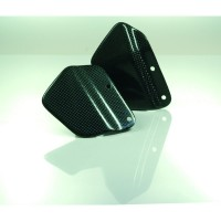 HEEL GUARD CARBON AS31GT RIGHT - CAR01-R-8-66