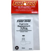 O-RING FUEL LINE MALE END - MC600